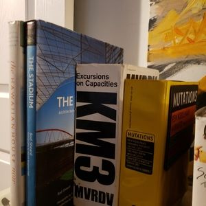 Lot of Architecture and Design Books